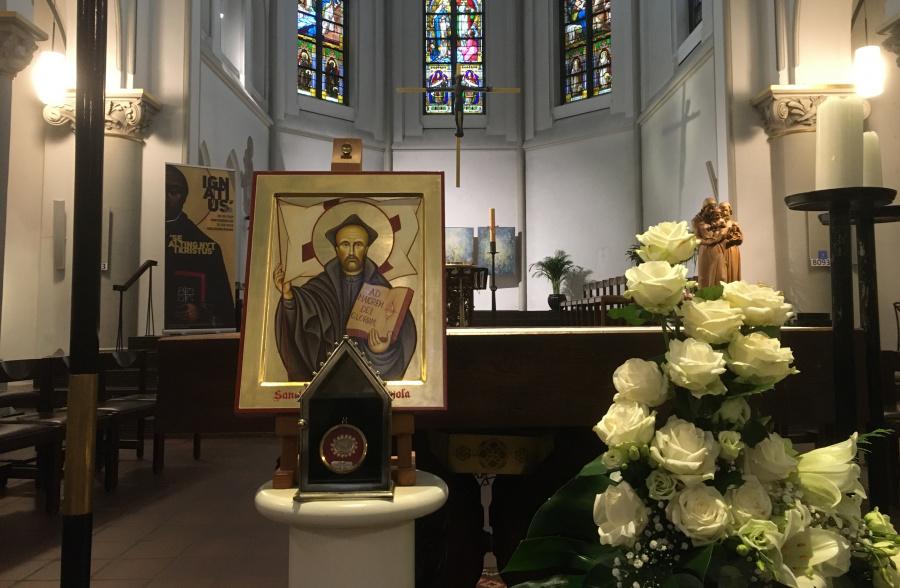 Relikwie św. Ignacego Loyoli zawędrowały do Danii