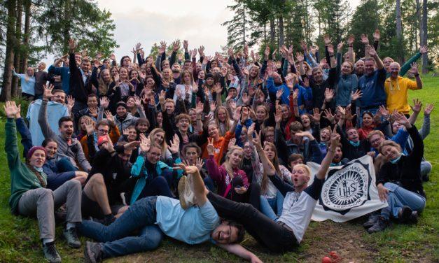 Spotkanie studentów w Tatrach