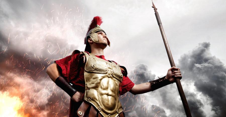 Rzymski setnik – mężczyzna tolerancyjny i pokorny