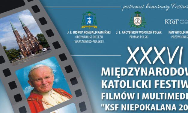 Katolicki Festiwal Filmów Niepokalana 2021
