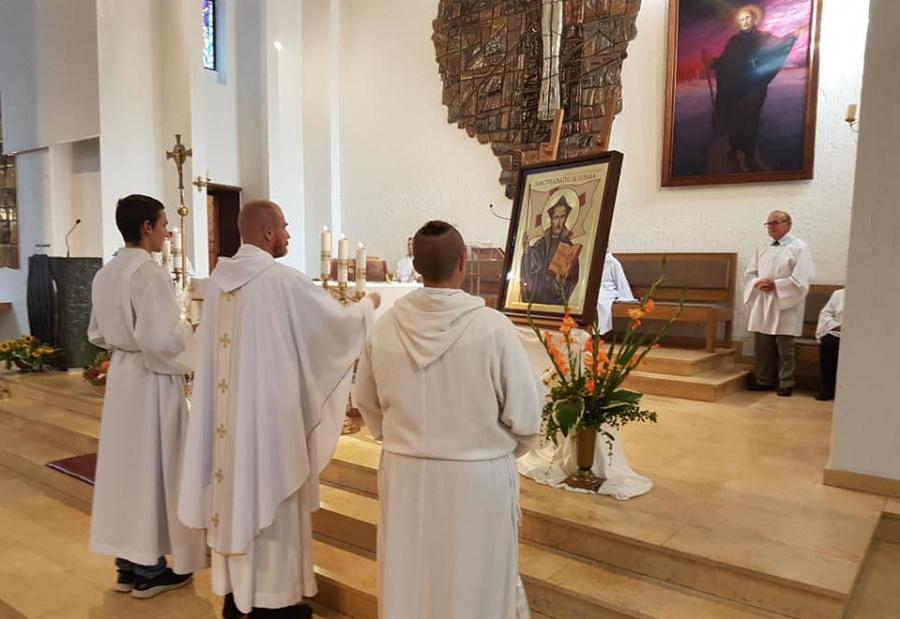 Peregrynacja relikwii oraz ikony św. Ignacego – etap 12: Szczecin