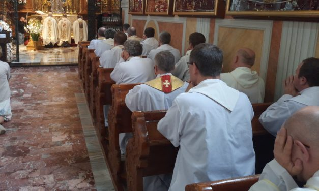Prowincjałowie jezuitów ponowili zawierzenie polskich prowincji św. Józefowi