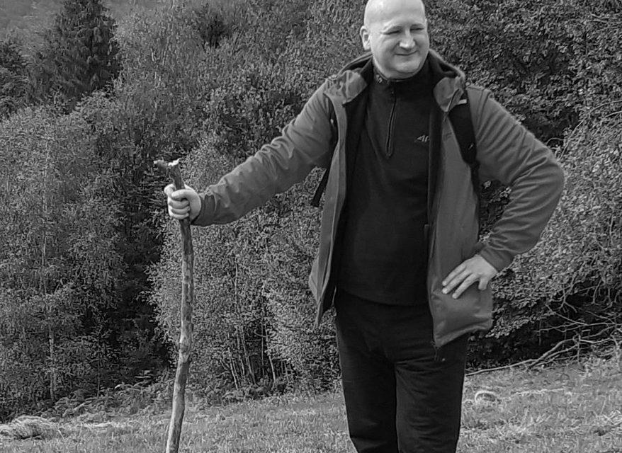 Śp. O. Krzysztof Pietruszkiewicz SJ (1978-2021)