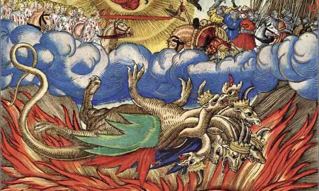 I ujrzałem Bestię wychodzącą z morza